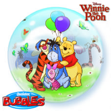 Disney Winnie The Pooh Bubble Balloon